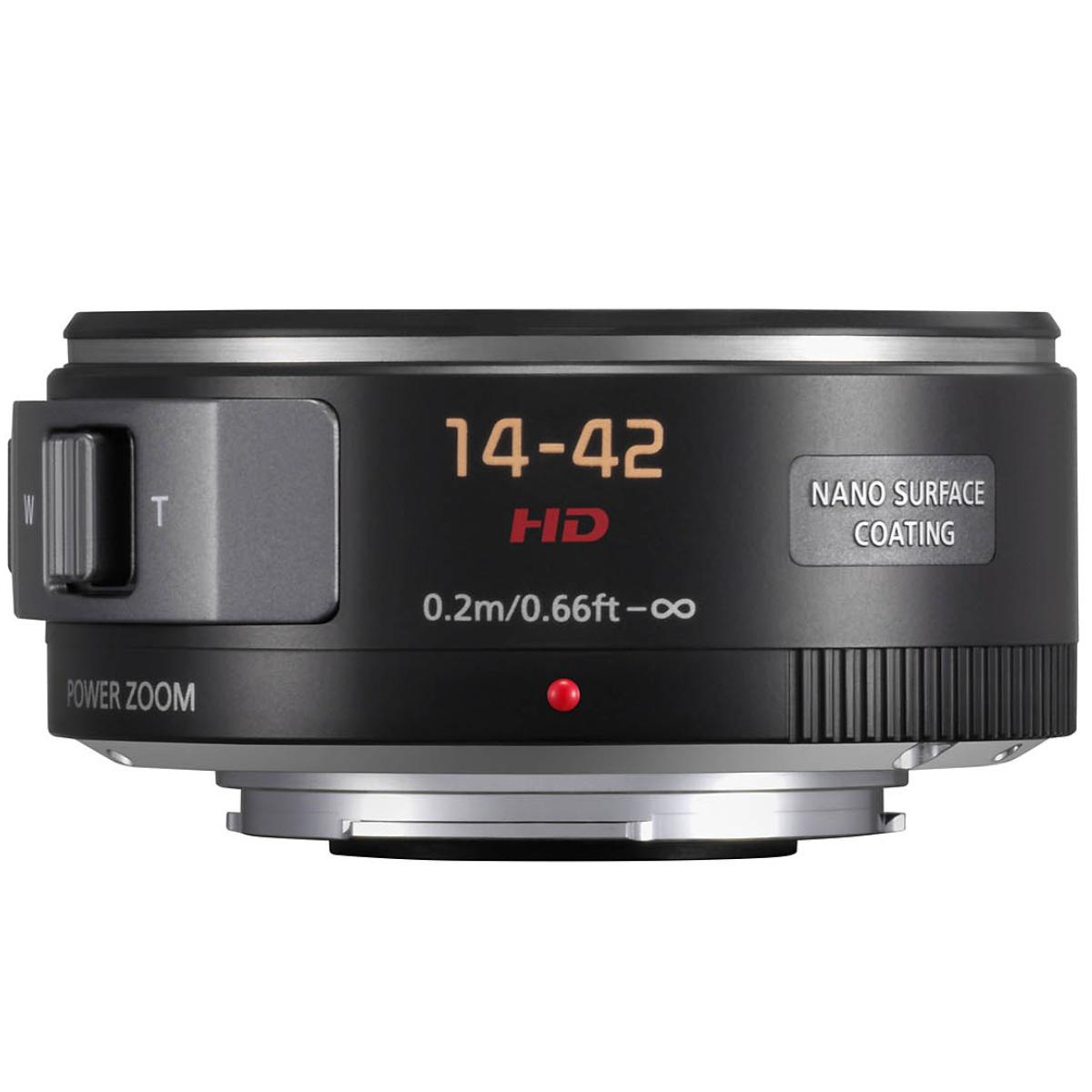 Panasonic 14-42 mm 1:3,5-5,6 X Power OIS