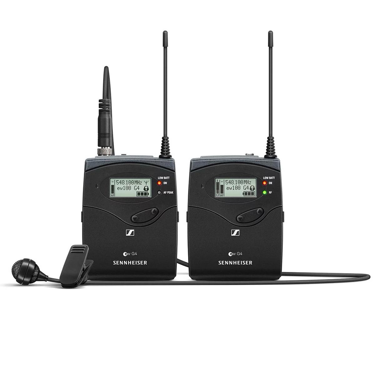 Sennheiser EW 122P G4-E Drahtloses Mikrofonsystem