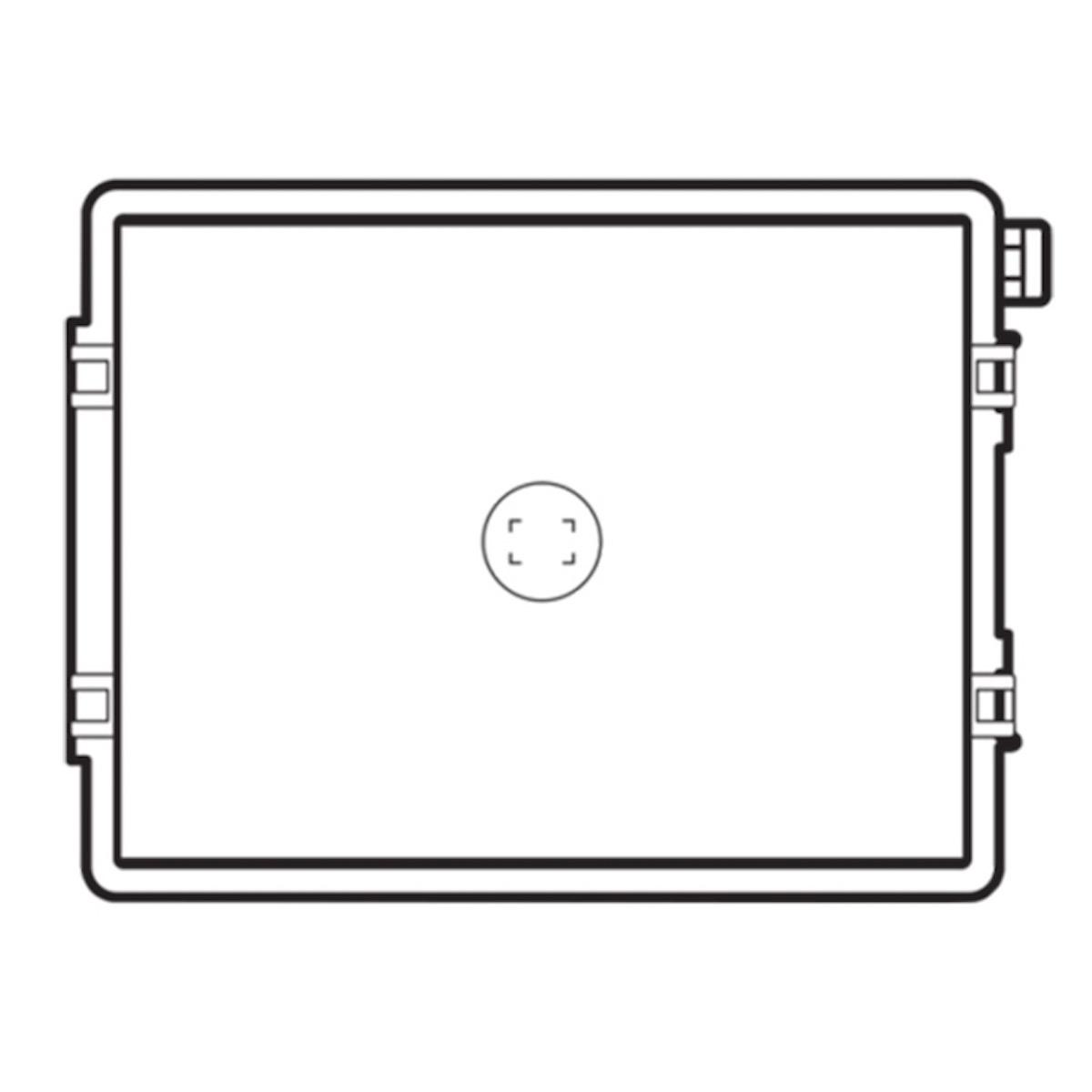 Hasselblad Fokussierscheibe 60MP CCD/100MP CMOS