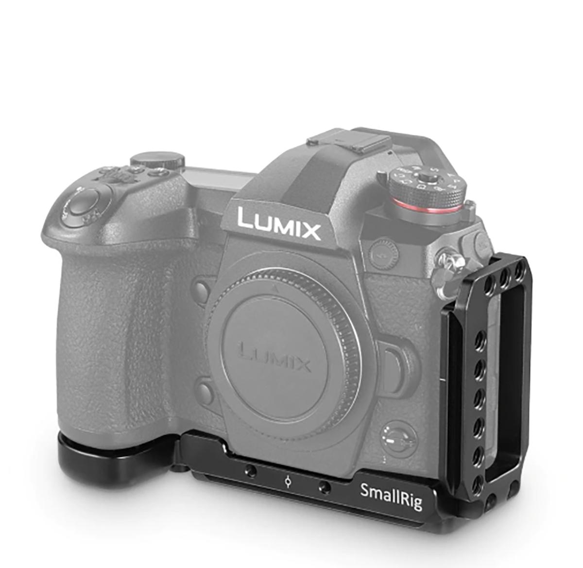 SmallRig L-Winkel für Panasonic Lumix G9 2191