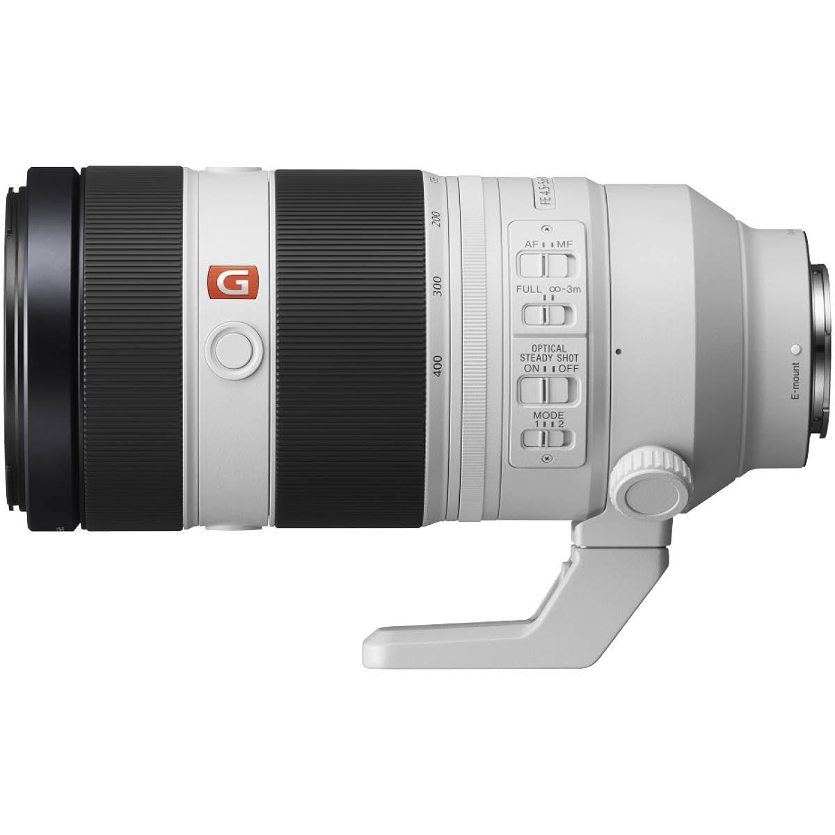 Sony 100-400 mm 1:4,5-5,6 GM OSS FE