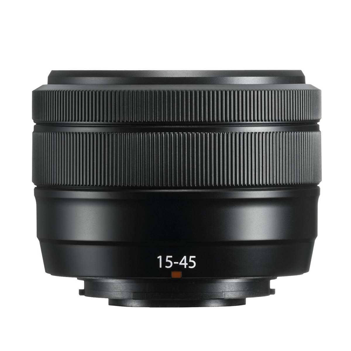 Fujifilm XC 15-45 mm 1:3,5-5,6 OIS PZ Schwarz