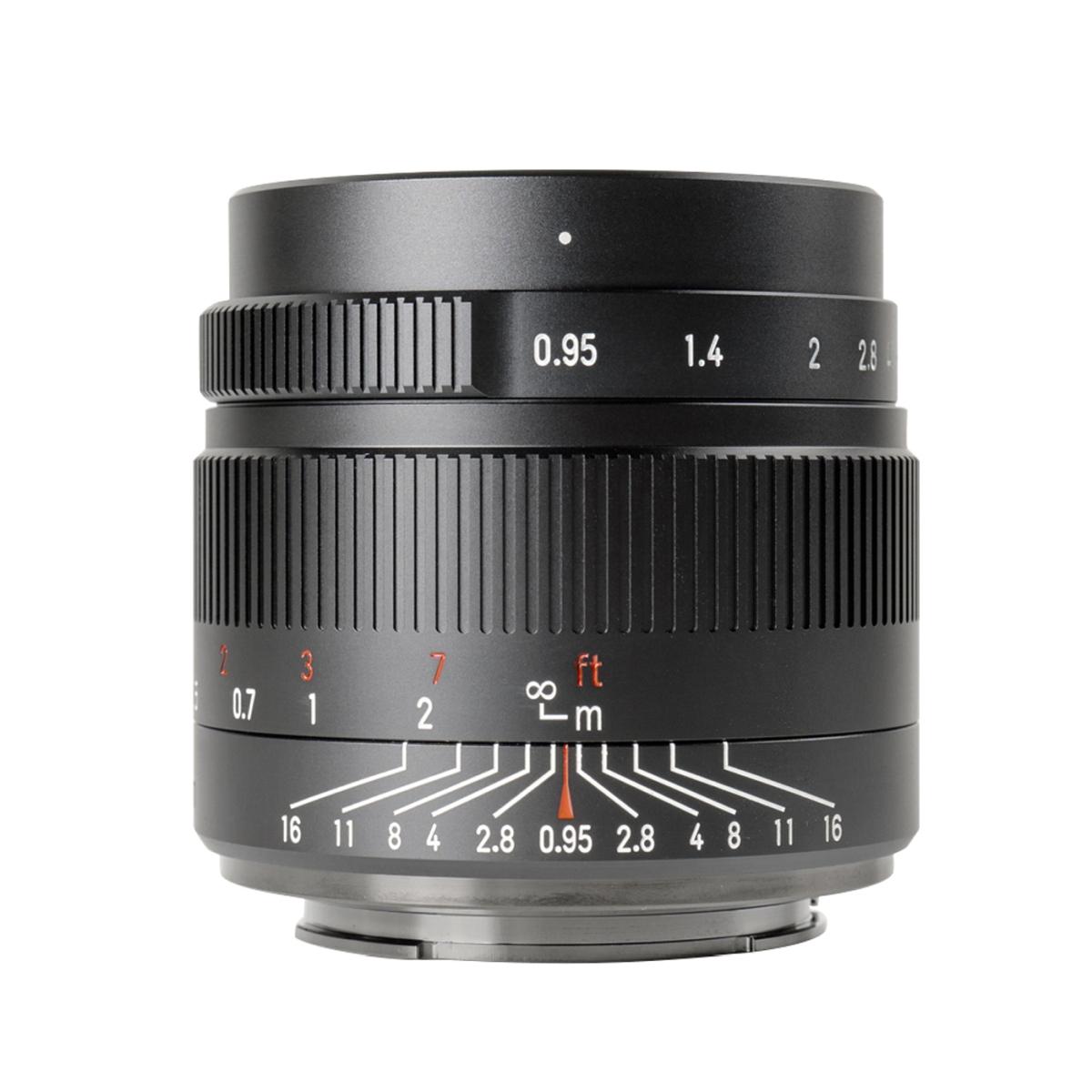 7Artisans 35 mm 1:0,95 für Canon EF-M
