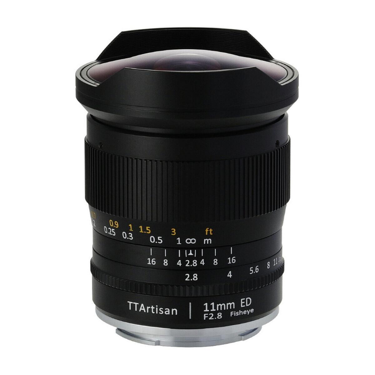 TTArtisan 11 mm 1:2,8 für L-Mount