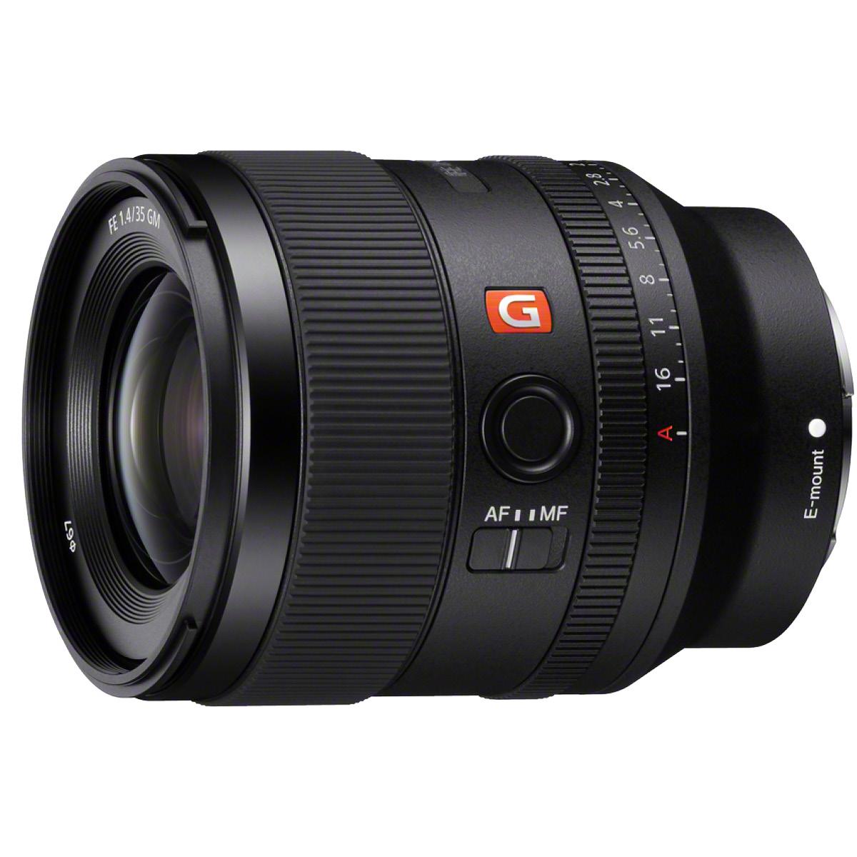 Sony 35 mm 1:1,4 GM FE-Mount
