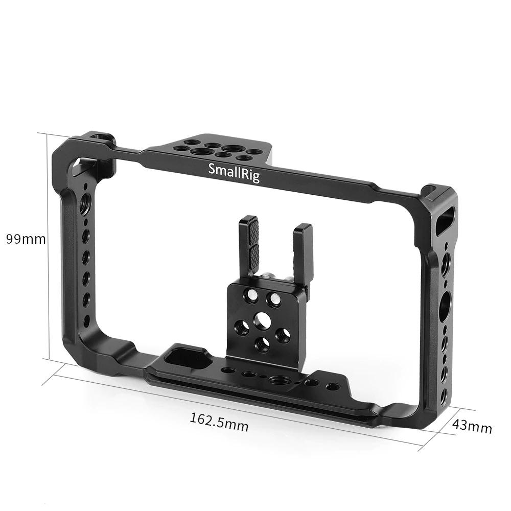 SmallRig Cage für Monitor / Recorder SmallHD 502 mit Sonnenblende 2231