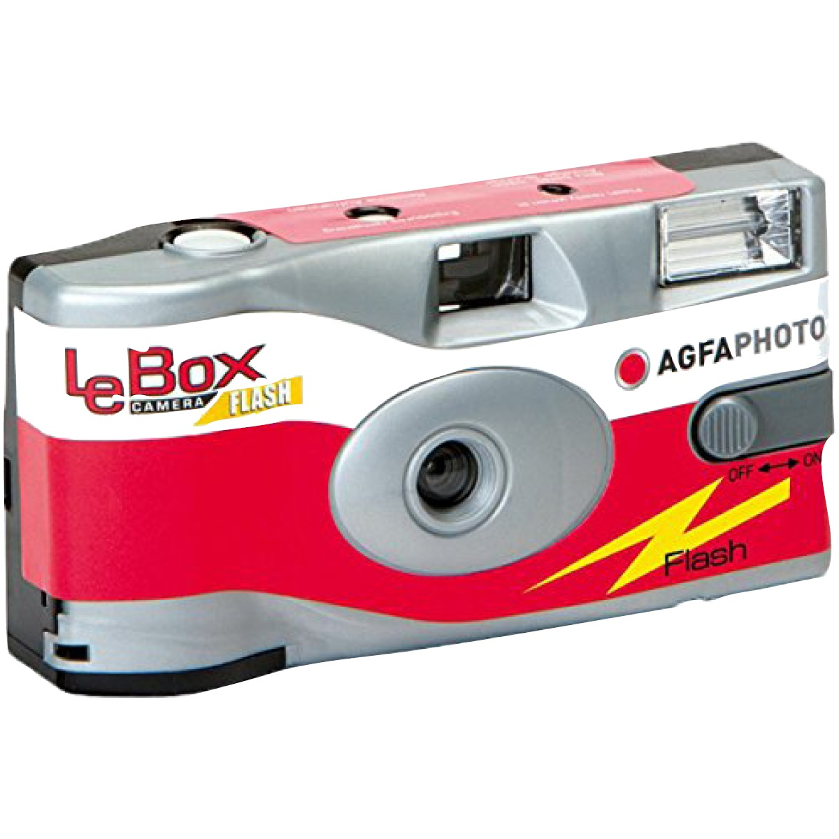Agfa LeBox Flash Einwegkamera