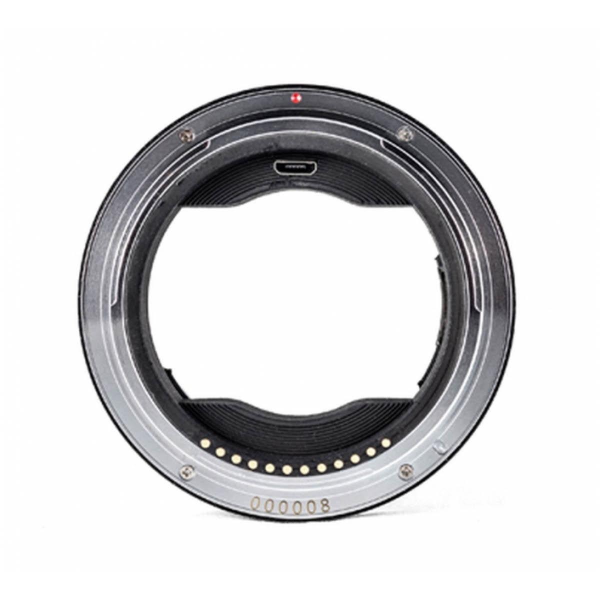 Techart Pro Adapter für Canon EF auf Fujifilm GFX
