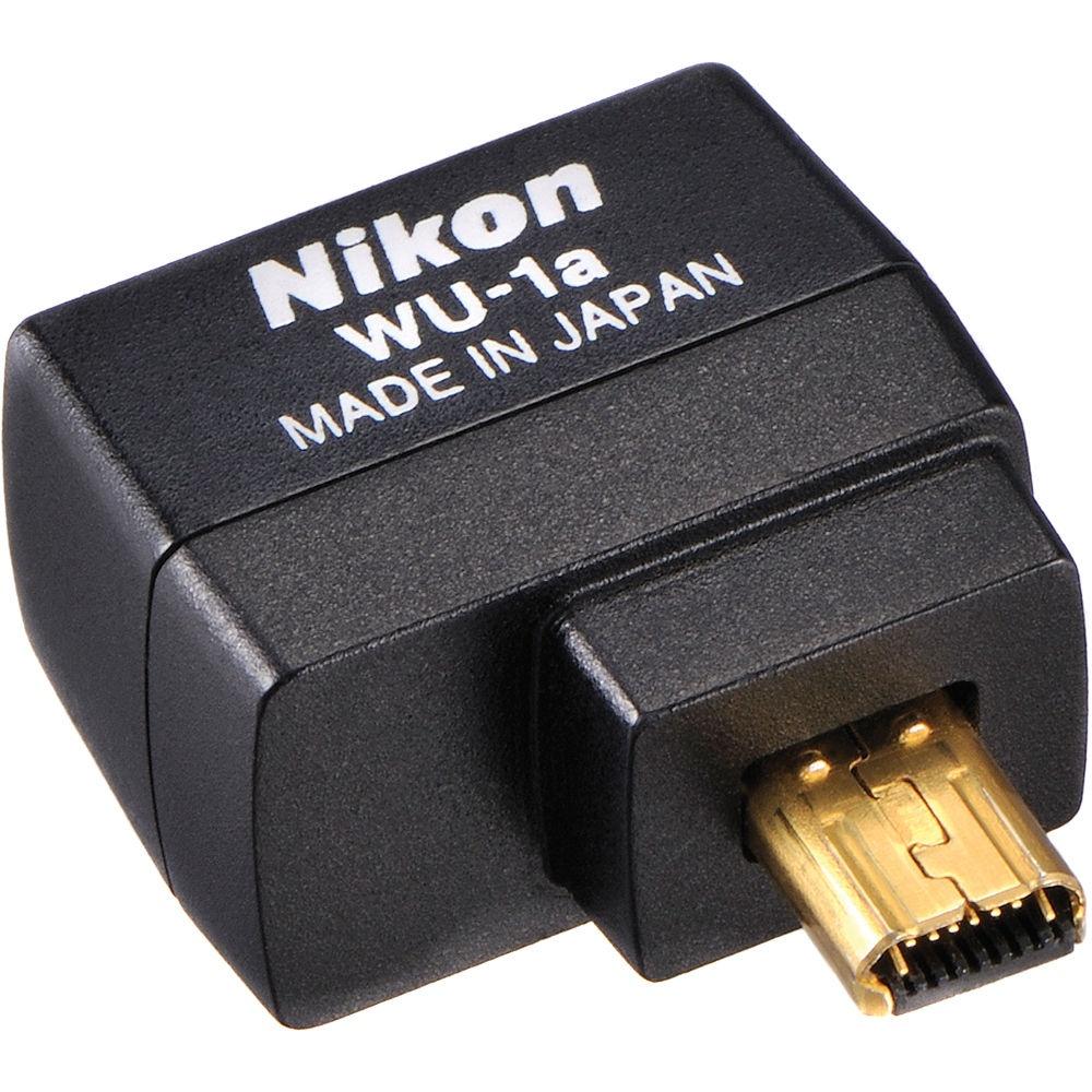 Nikon WU-1A Funkadapter