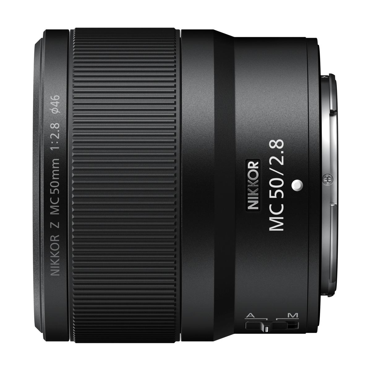Nikon 50 mm 1:2,8 Z MC