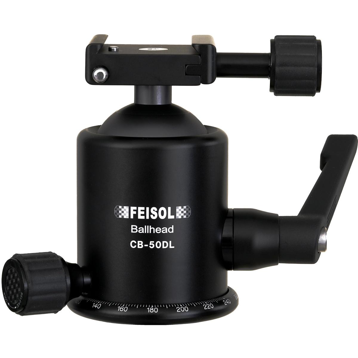 Feisol Kugelkopf CB-50DL