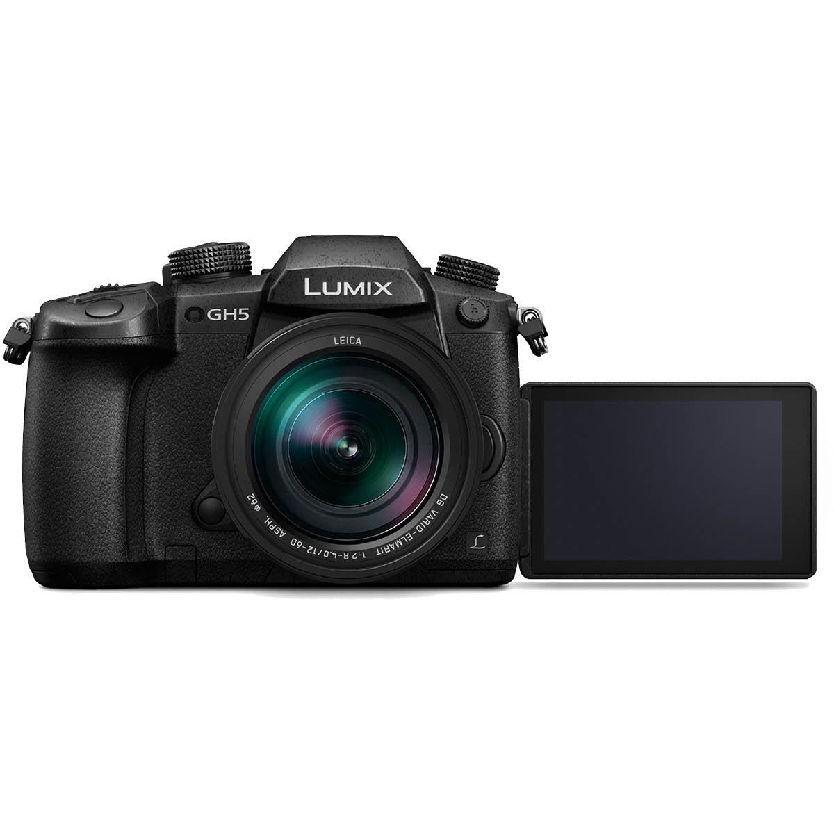 Panasonic Lumix DC-GH5 Kit mit Leica 12-60 mm 1:2,8-4