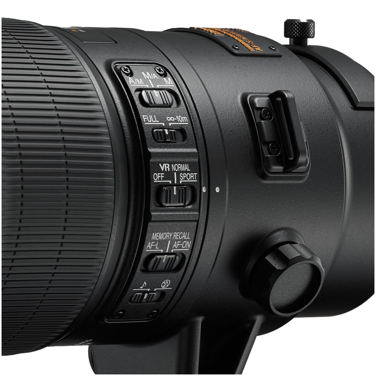Nikon 600 mm 1:4,0 AF-S Nikkor E FL ED VR