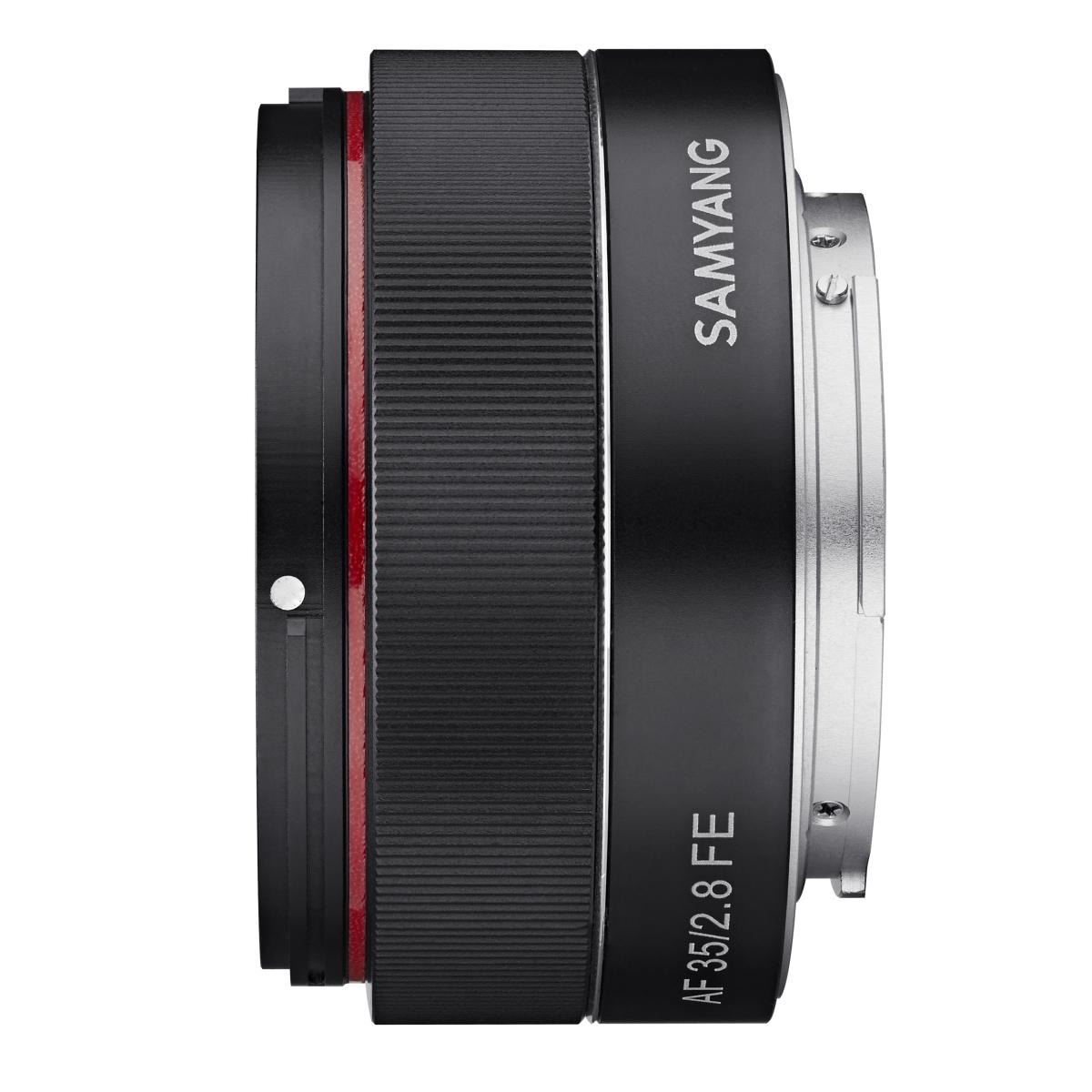 Samyang AF 35 mm 1:2,8 für Sony FE