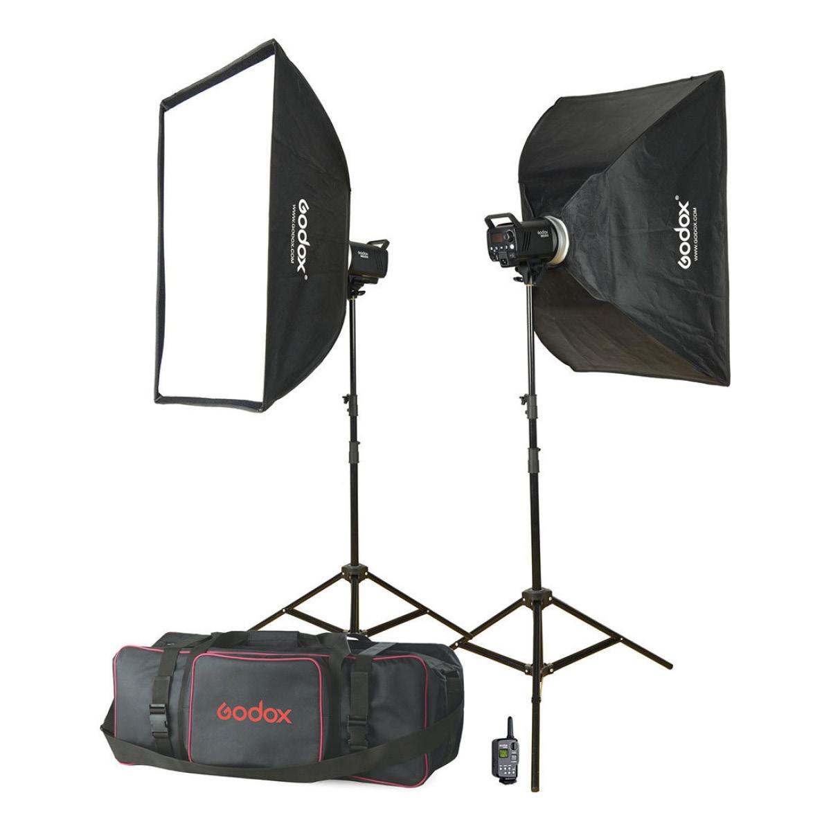 Godox MS200 F Studioblitz-Kit