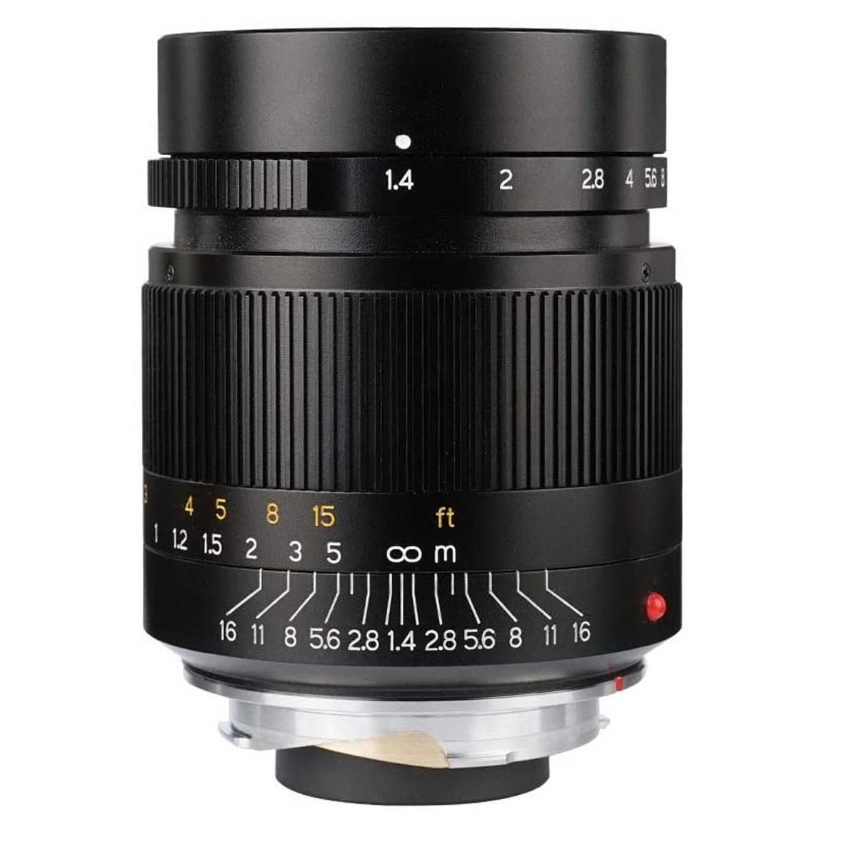 7Artisans 28 mm 1:1,4 für Leica M