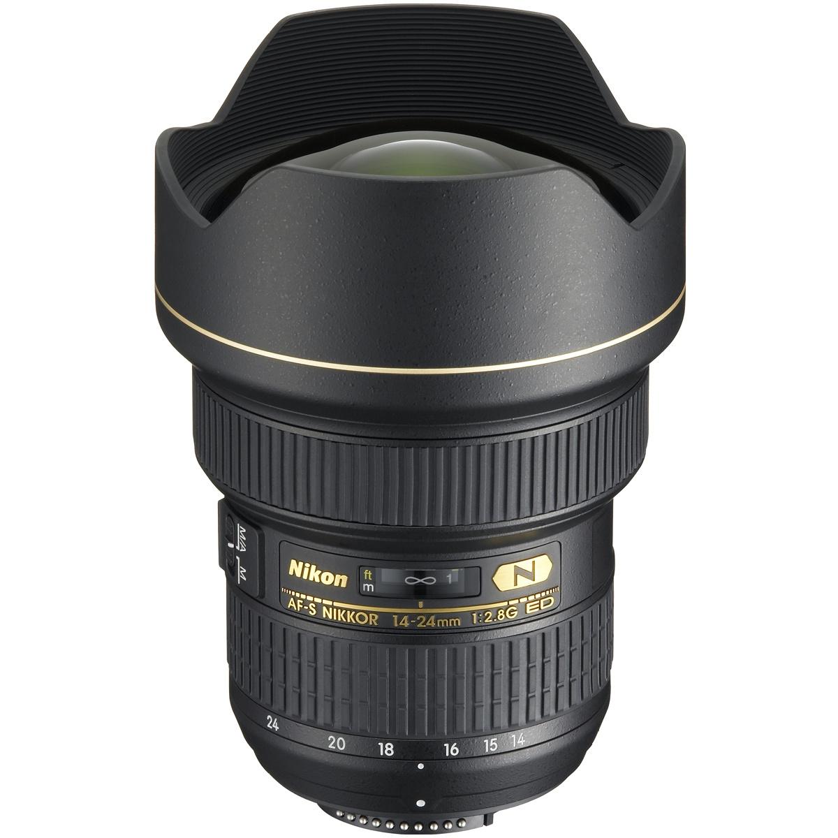 Nikon 14-24 mm 1:2,8 AF-S G ED