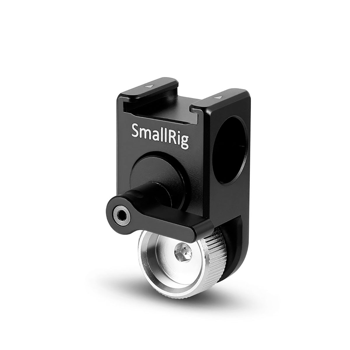 SmallRig 15 mm Rod-Klemme mit Arri Accessory Mount 3/8''- Gewinde 2001