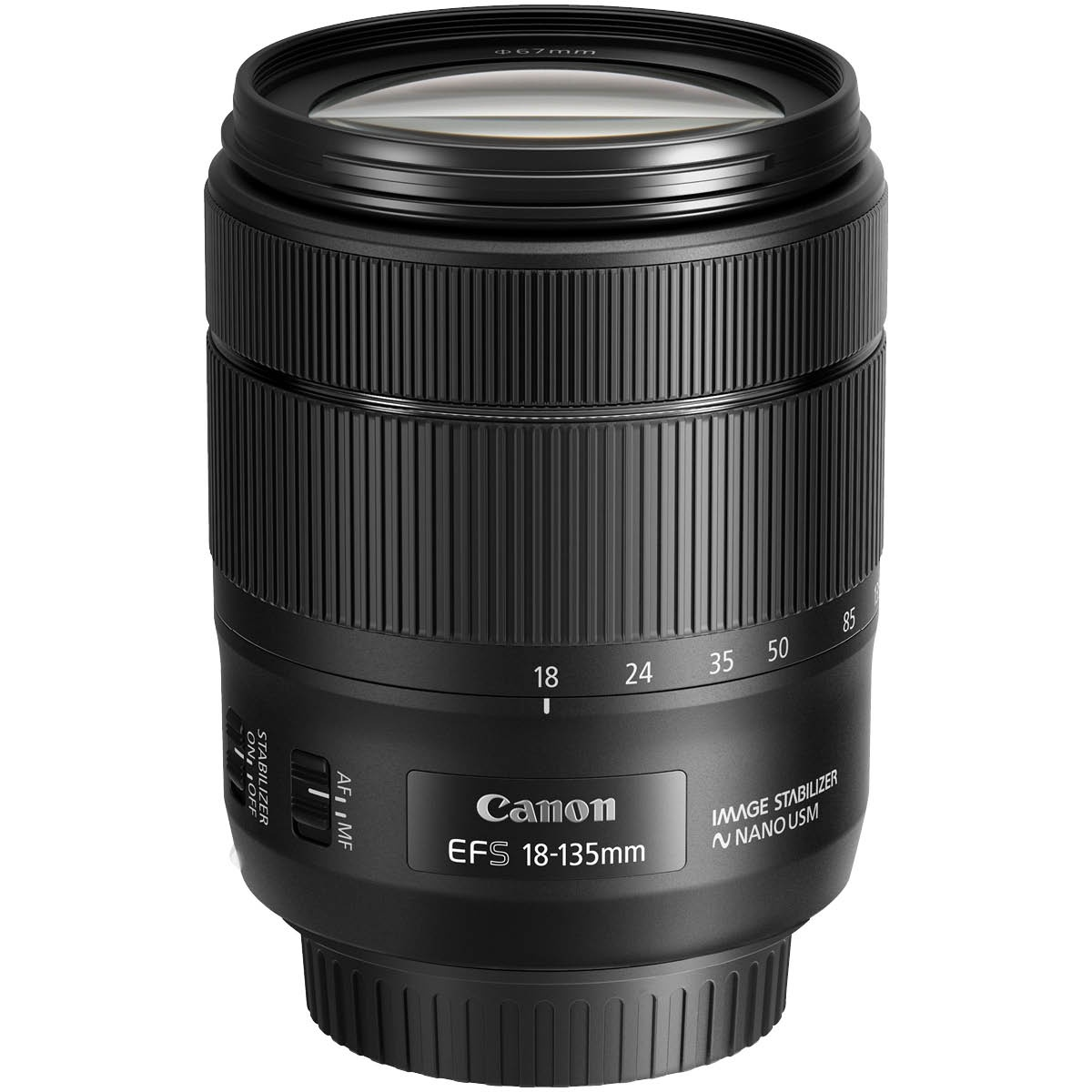 Canon EF-S 18-135 mm 1:3,5-5,6 IS USM
