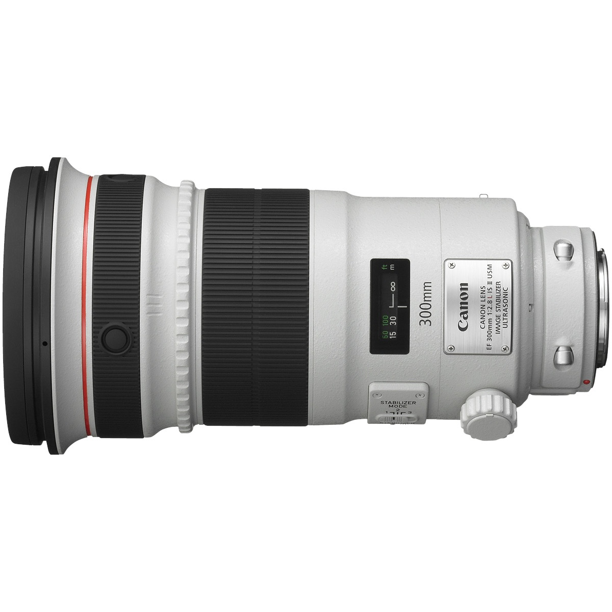 Canon EF 300 mm 1:2,8 L IS II USM