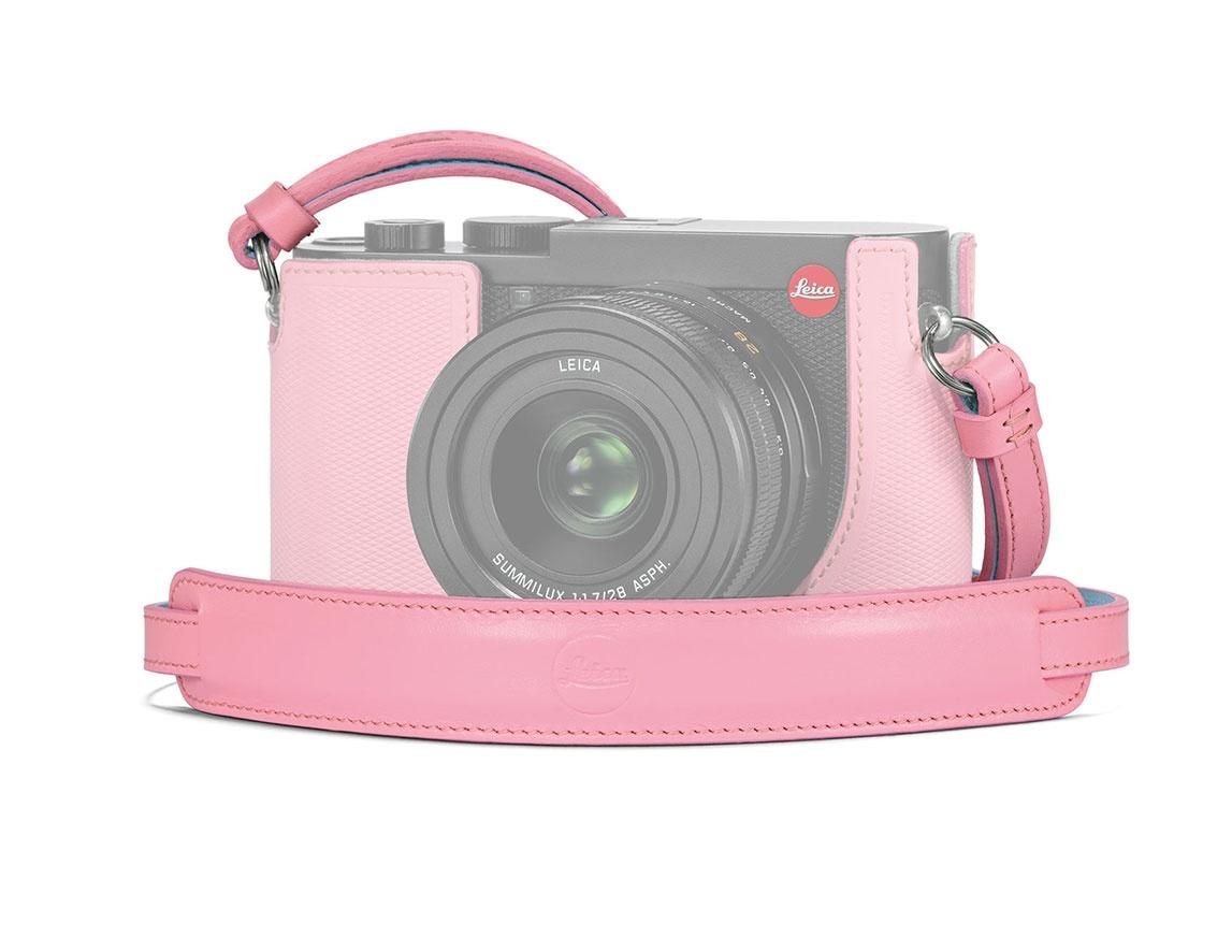 Leica Trageriemen Q2 Pink
