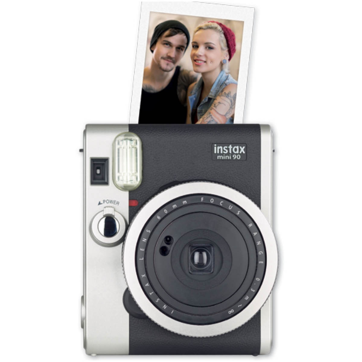Fujifilm Instax Mini 90 Neo Classic Schwarz