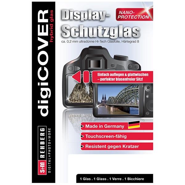 S+M Schutzfolie für Nikon D850