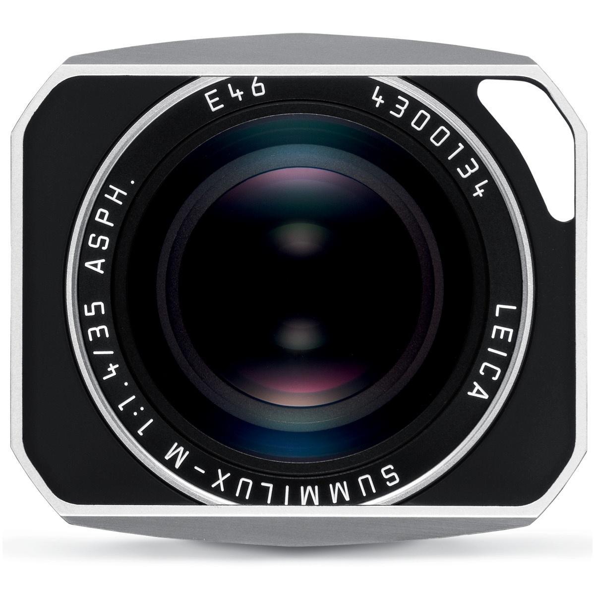 Leica 35 mm 1:1,4 Summilux-M ASPH Silber