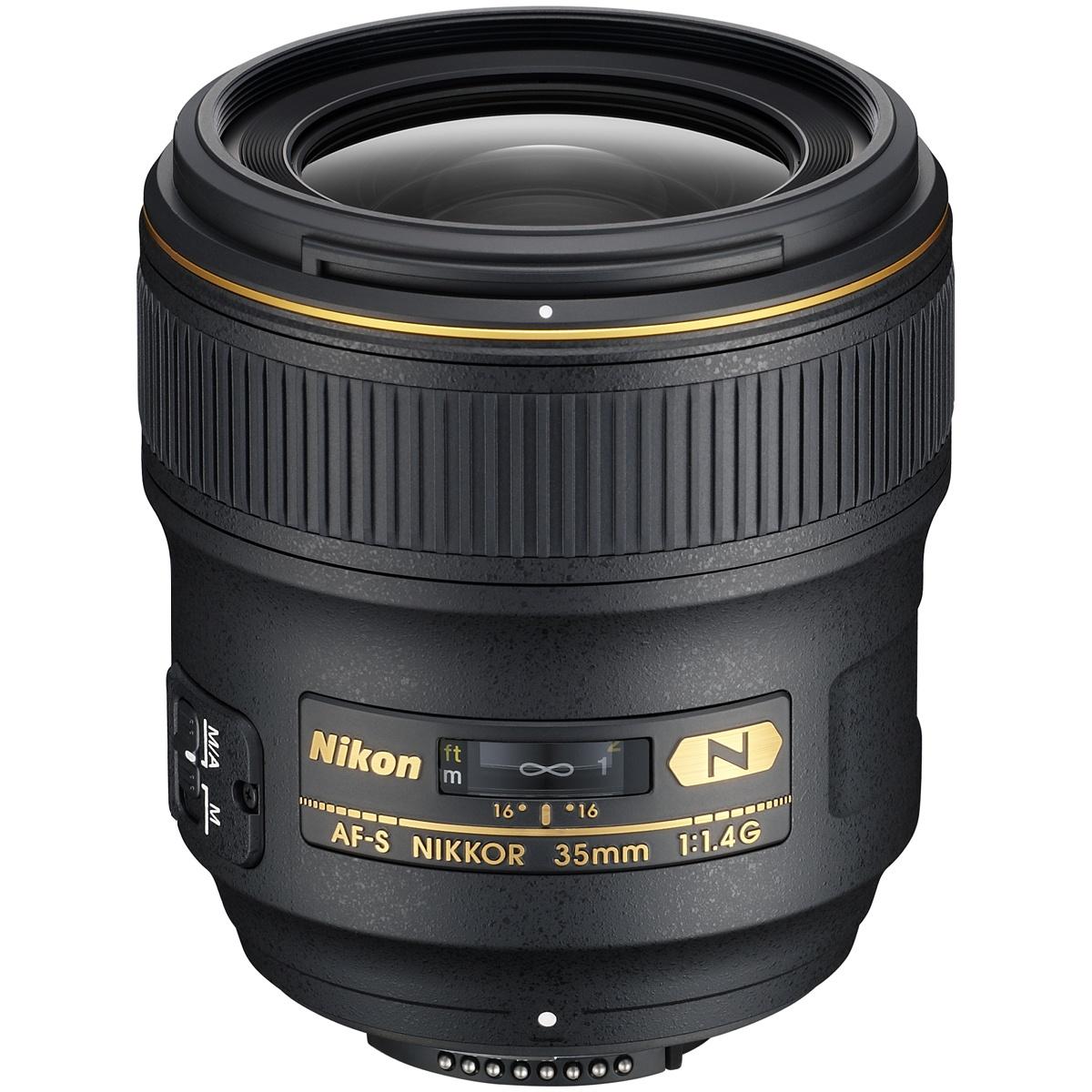 Nikon 35 mm 1:1,4 AF-S Nikkor G