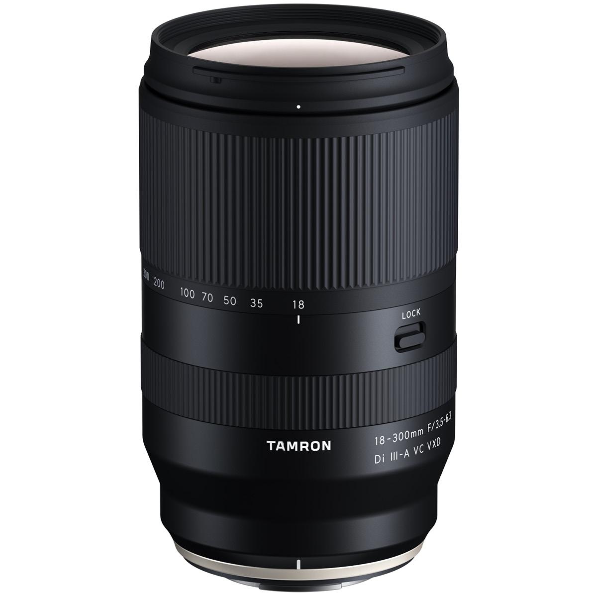 Tamron 18-300 mm 1:3,5-6,3 Di III A VC VXD für Fujifilm XF