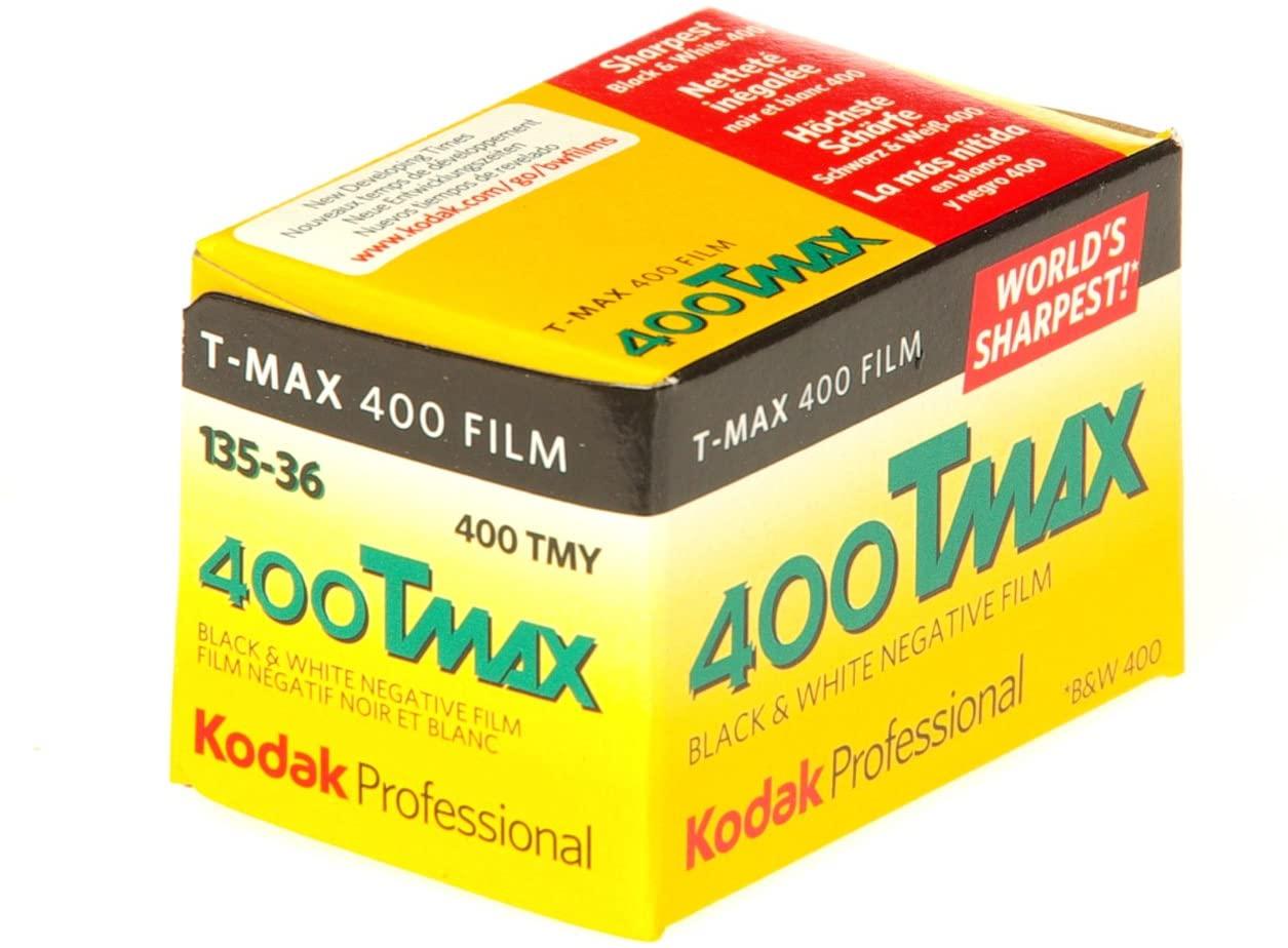 Kodak T-Max 400 36 Kleinbildfilm SW