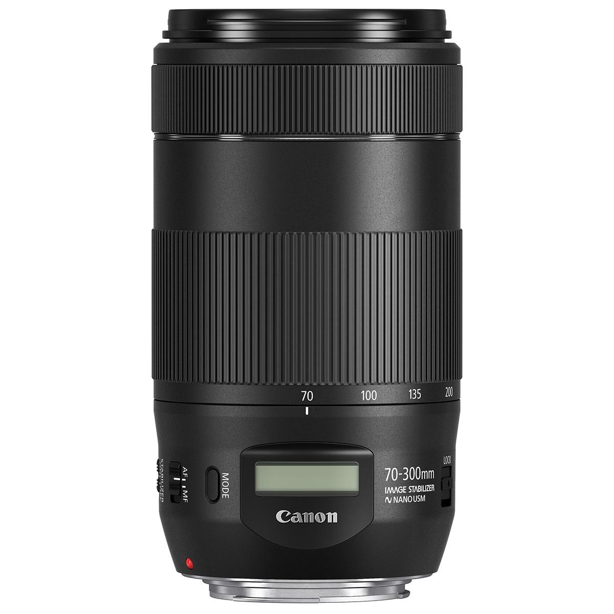 Canon EF 70-300 mm 1:4-5,6 IS II USM