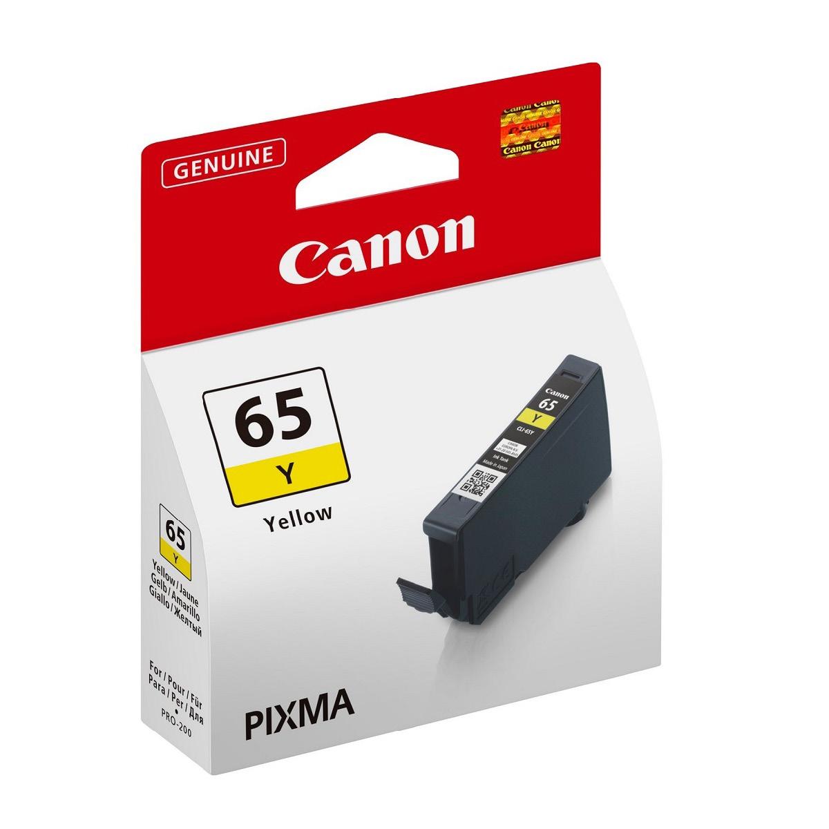 Canon CLI 65 Gelb