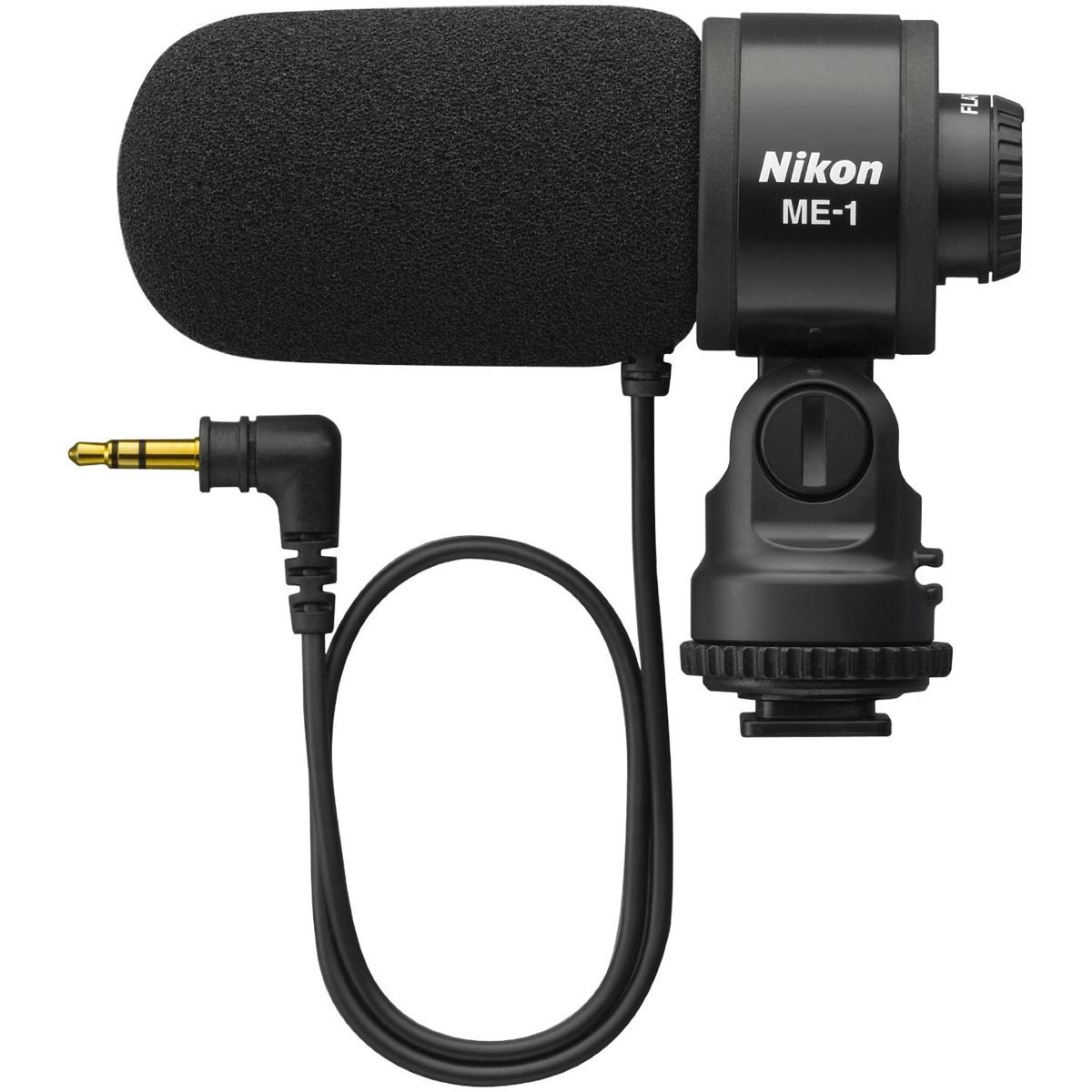 Nikon ME-1 Stereo-Mikrofon