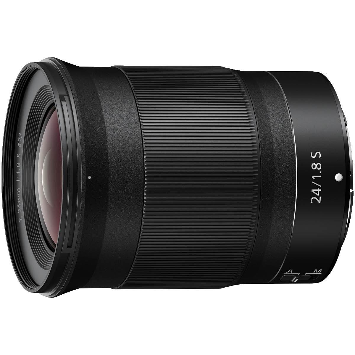 Nikon 24 mm 1:1,8 Z S