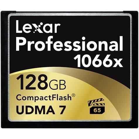 Lexar CF 128GB Professional UDMA 7 1066x