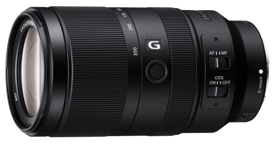 Sony 70-350 mm F1:4,5-6,3 G E-Mount