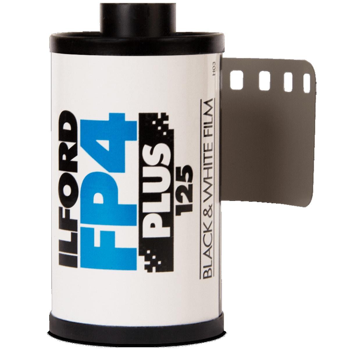 Ilford FP 4 Plus 36 Kleinbildfilm SW