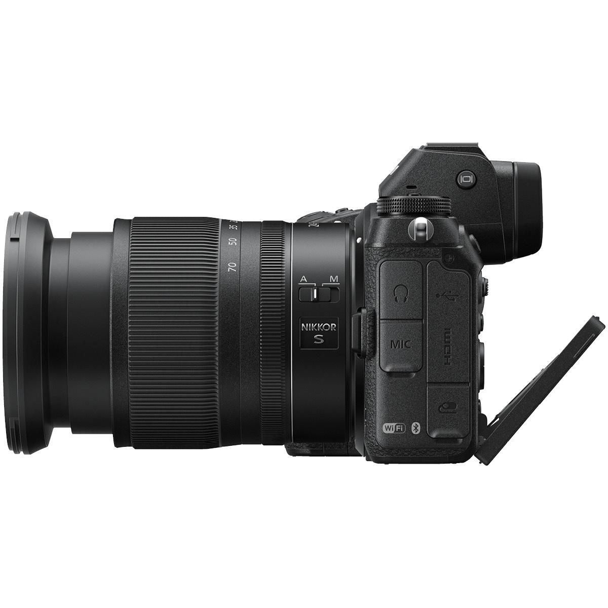 Nikon Z6 Kit mit 24-70 mm 1:4,0