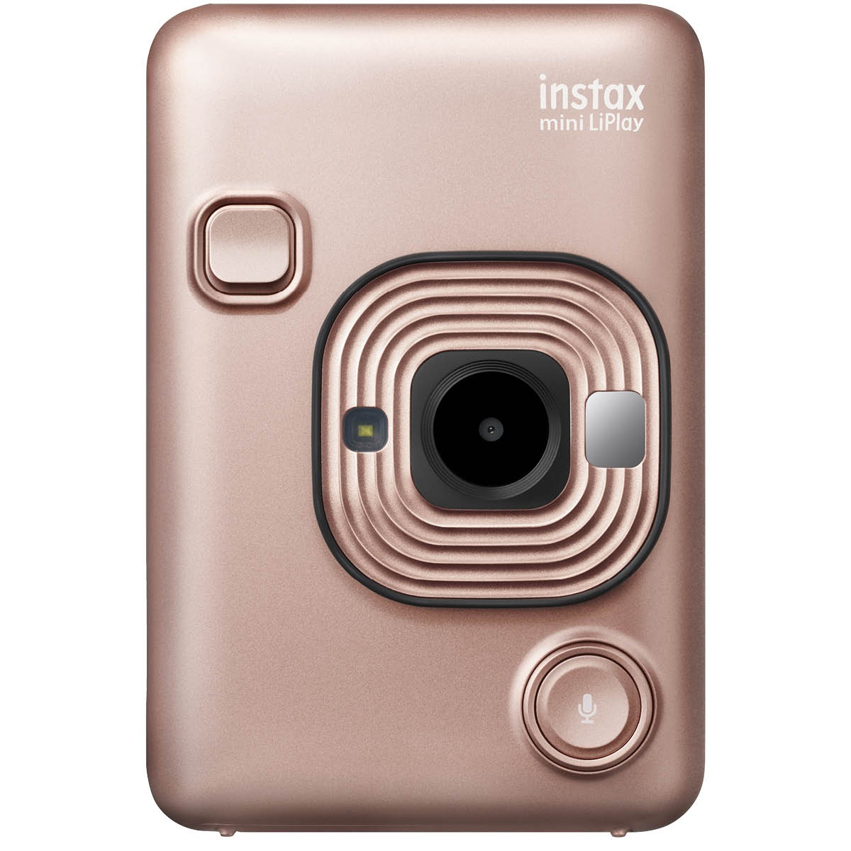 Fujifilm Instax Mini LiPlay Rosé Gold