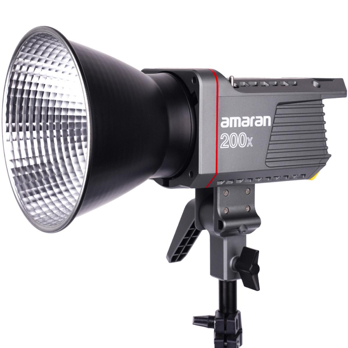 Aputure Amaran 200x Bi-Color LED-Scheinwerfer