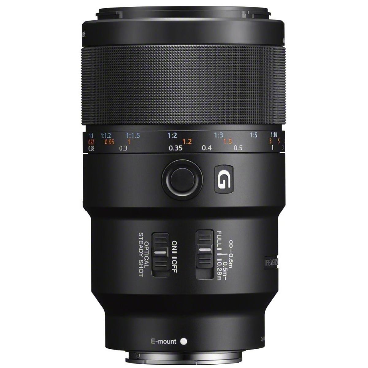 Sony 90 mm 1:2,8 Makro G OSS FE