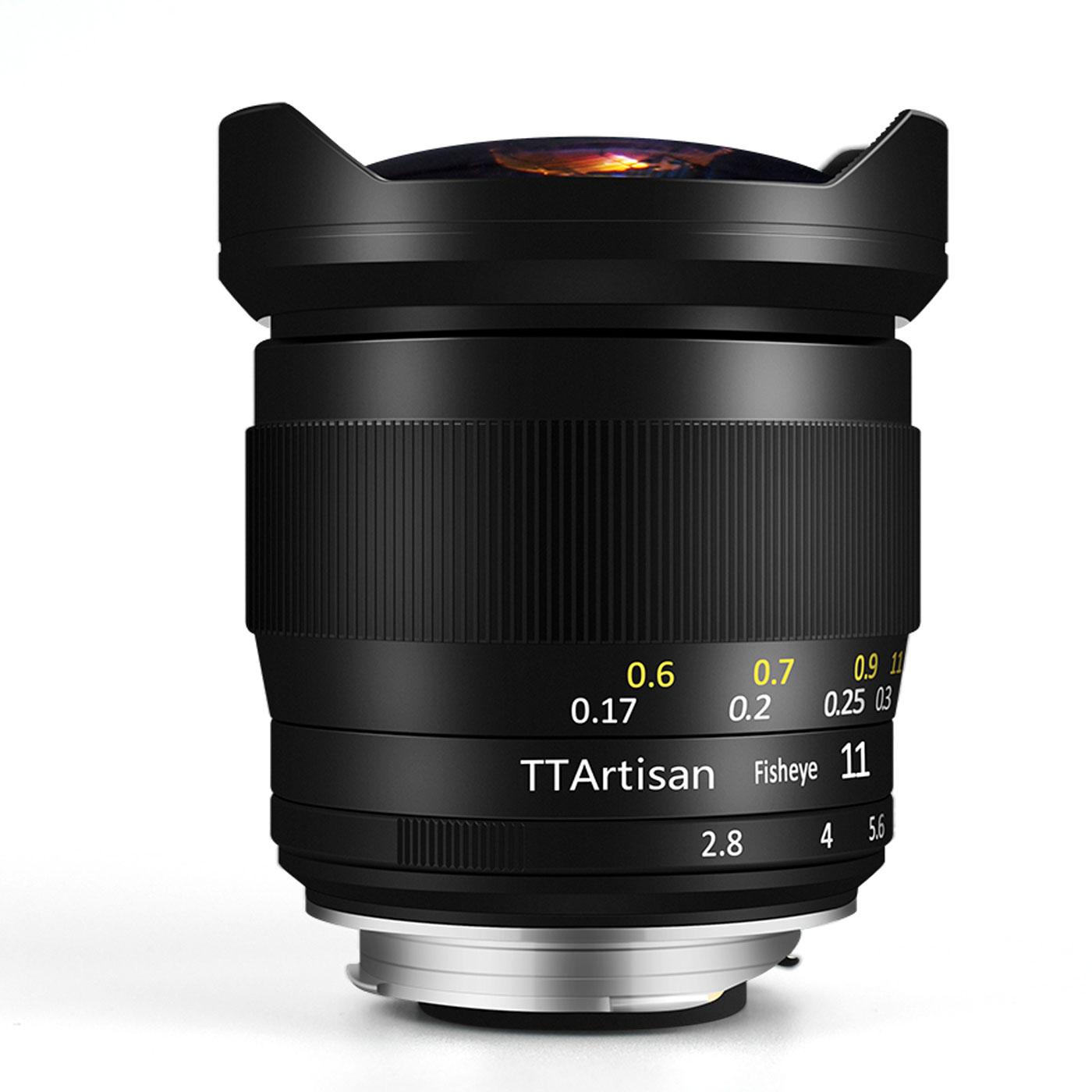 TTArtisan 11 mm 1:2,8 für Leica M