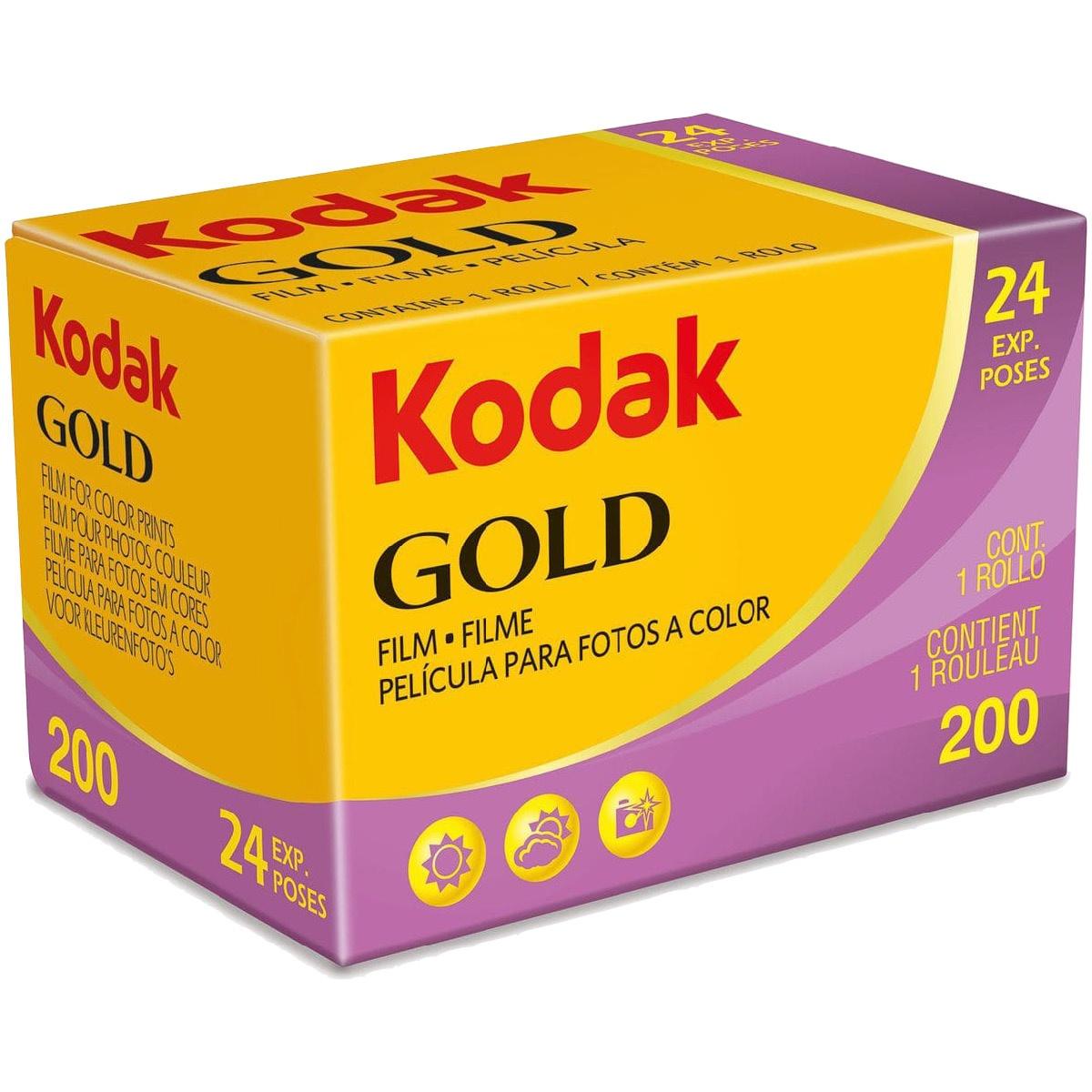 Kodak Gold 200 24 Kleinbildfilm