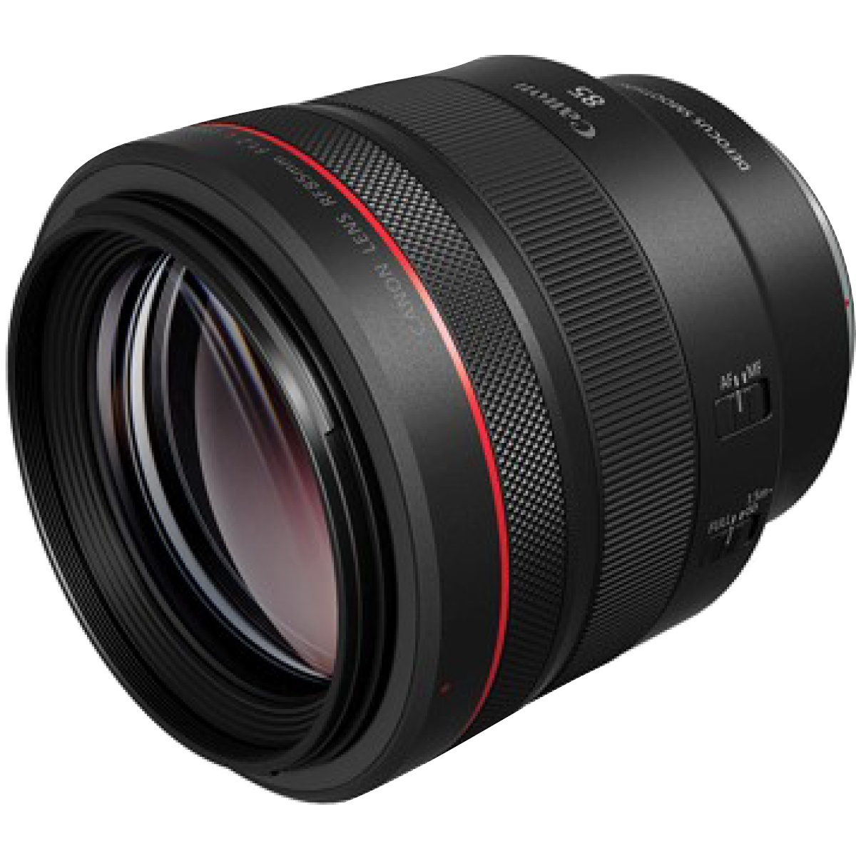 Canon RF 85 mm 1:1,2 USM DS