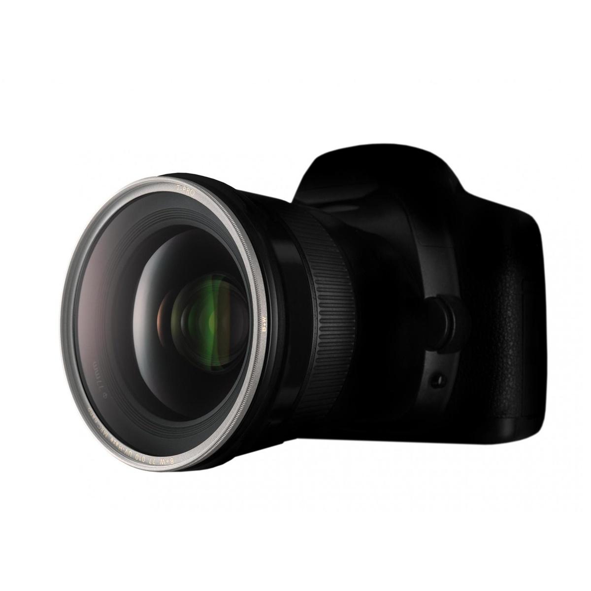 B+W UV Filter 55 mm T-Pro