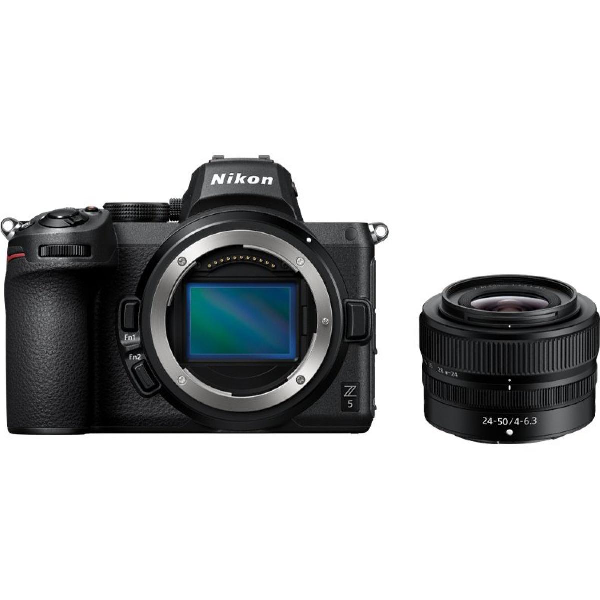 Nikon Z5 Kit mit 24-50 mm 1:4-6,3