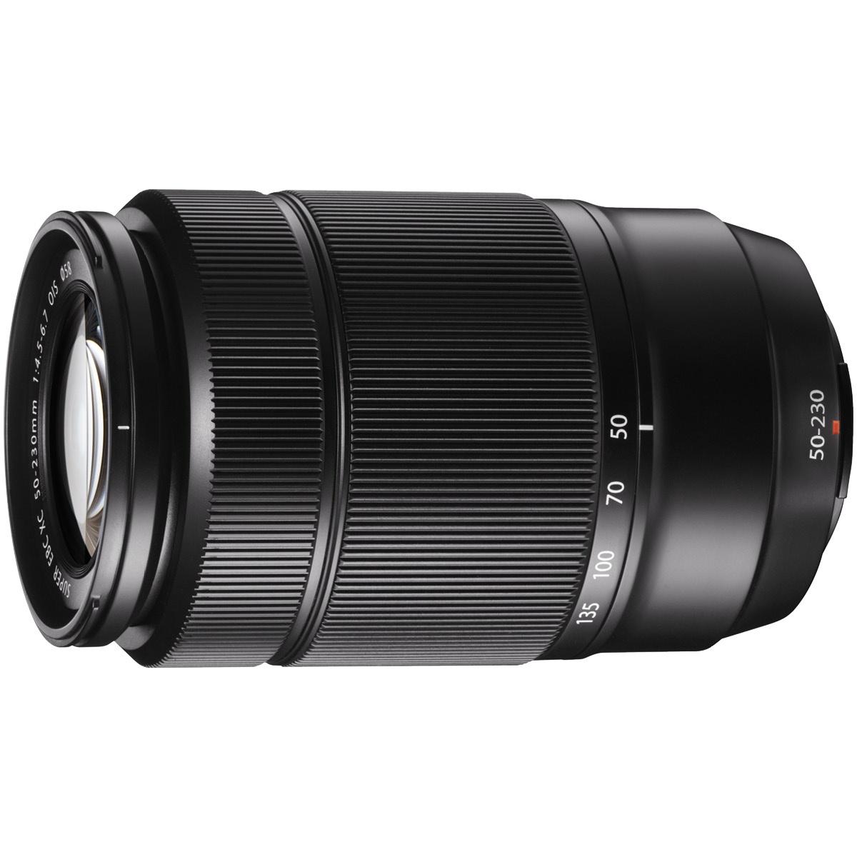 Fujifilm XC 50-230 mm 1:4,5-6,7 OIS Schwarz