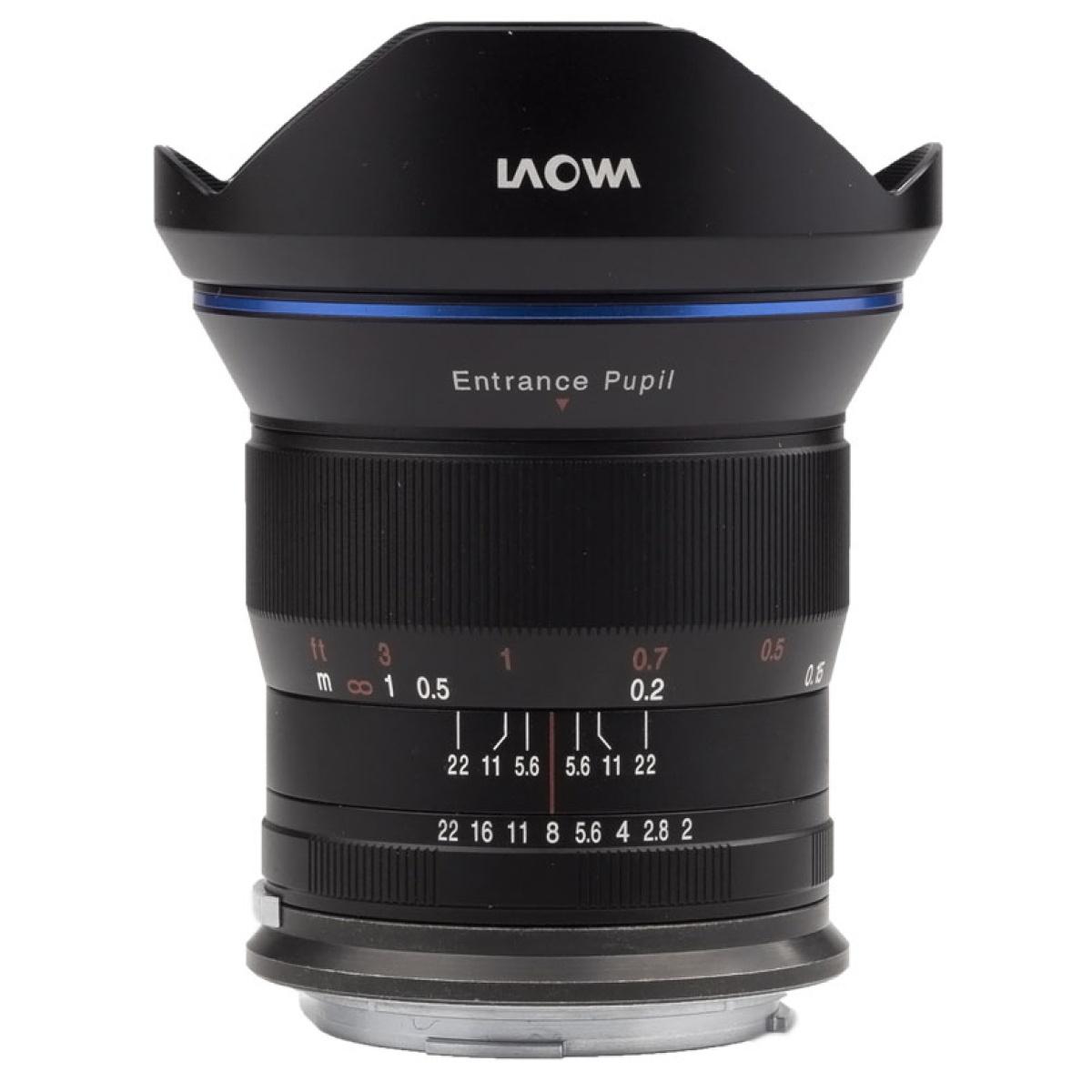 Laowa 15 mm 1:2,0 Zero-D RF
