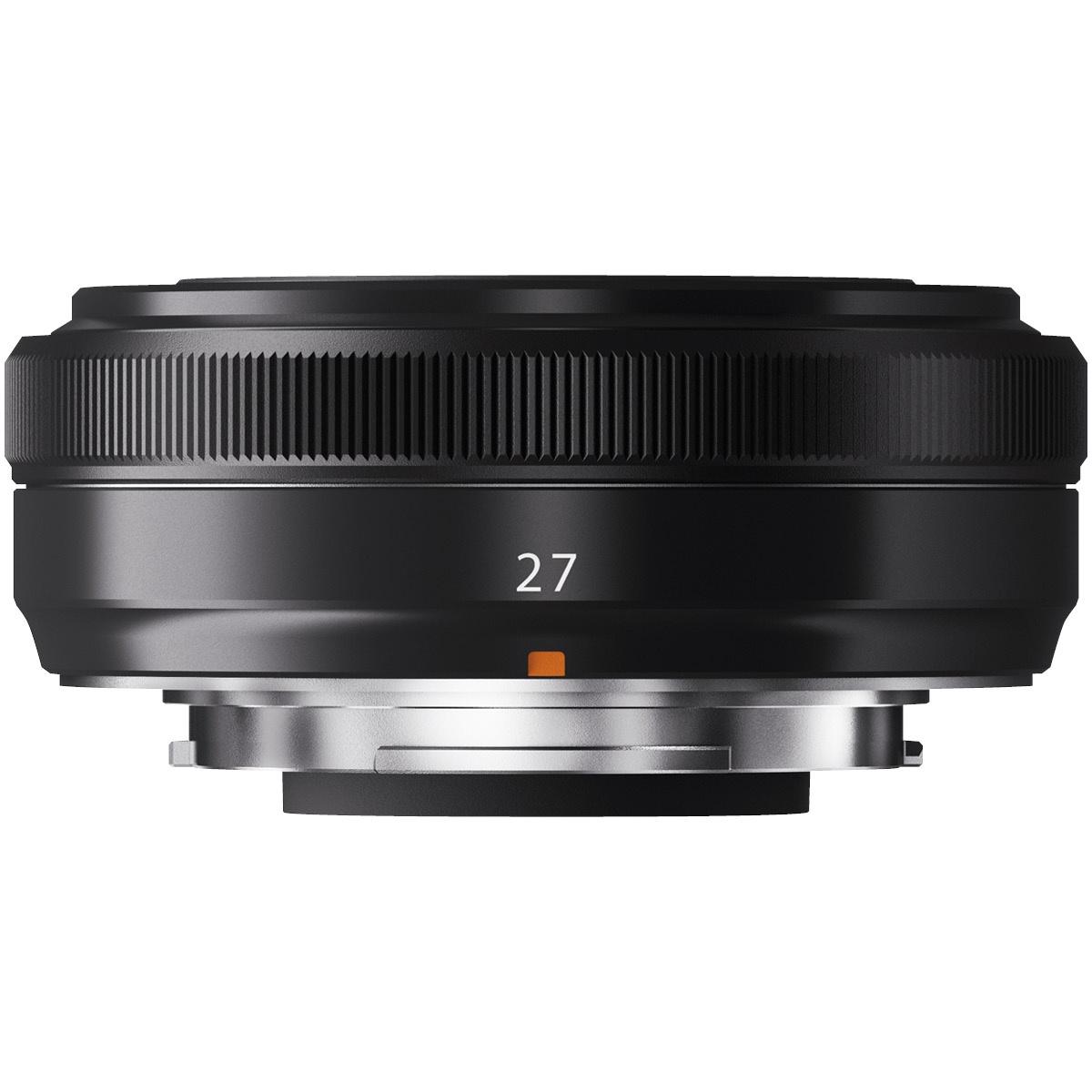 Fujifilm XF 27 mm 1:2,8 schwarz
